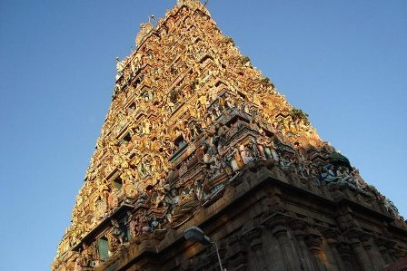 Private Full-Day Tour of Chennai with Kapaleeshwar Temple and San Thome Church WITH GUIDE