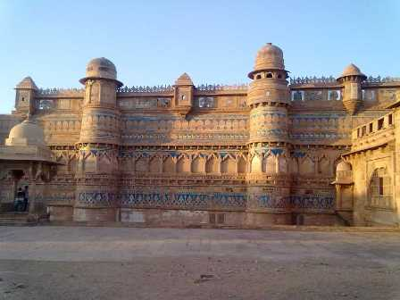 Private Half Day Tour Gwalior WITH GUIDE