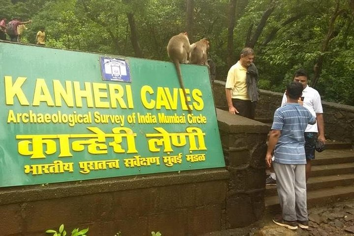 Private Tour  Full-Day with Kanheri Caves Tour WITH GUIDE