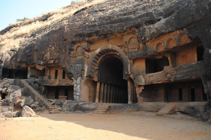 Private Tour Full-Day Karla and Bhaja Caves from Mumbai With Guide