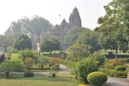 Private tour Khajuraho Full Day Temple tour WITH GUIDE