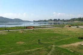 Full Day Sightseeing Tour to Manasbal Lake - Kheer Bhawani - Ex. Srinagar / Jammu & Kashmir