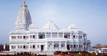 Private Tour Mathura Ex Agra With Driver