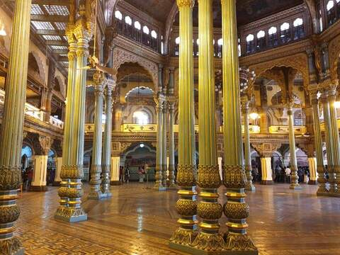 Mysore Private Day Tour All Inclusive with Mysore Palace Ex . Bangalore WITH GUIDE