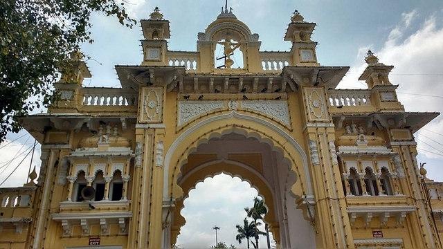 Full Day Somnathpur & Shivanasamudra Tour Ex. Mysore / Karnataka