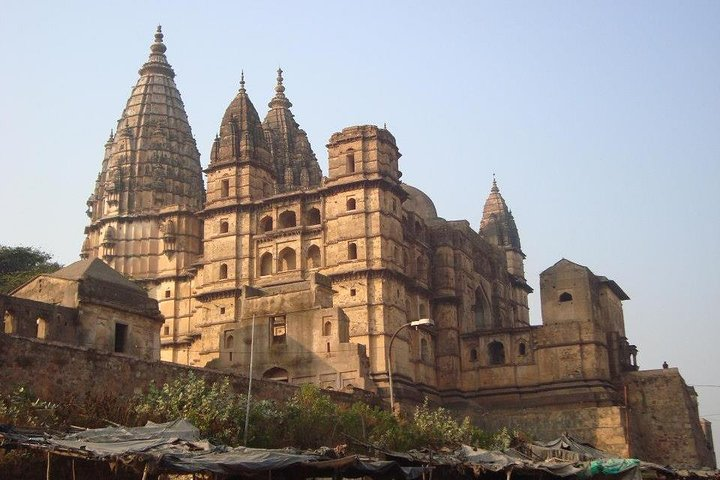 Private Tour Khajuraho to Jhansi with Orchha Fort With Guide