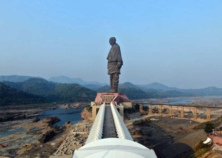 Private Day Tour Statue Of Unity Day from Ahmedabad