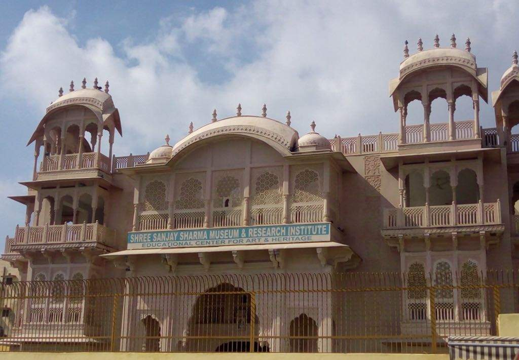 Private Tour of Jaipur Museum With Guide