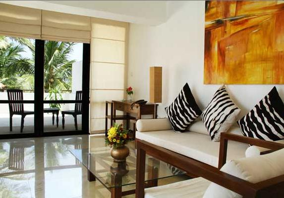 Goldi Sands Hotel Negombo living room.JPG