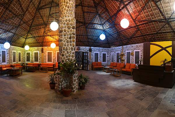 Jungle Villa Resort Chitwan lobby.jpg