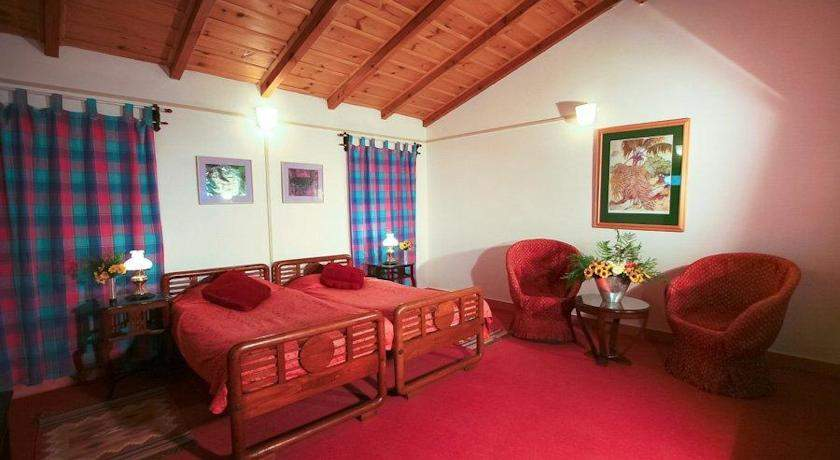 Neemrana Hotel The Ramgarh Bungalows Nainital room 1.jpg