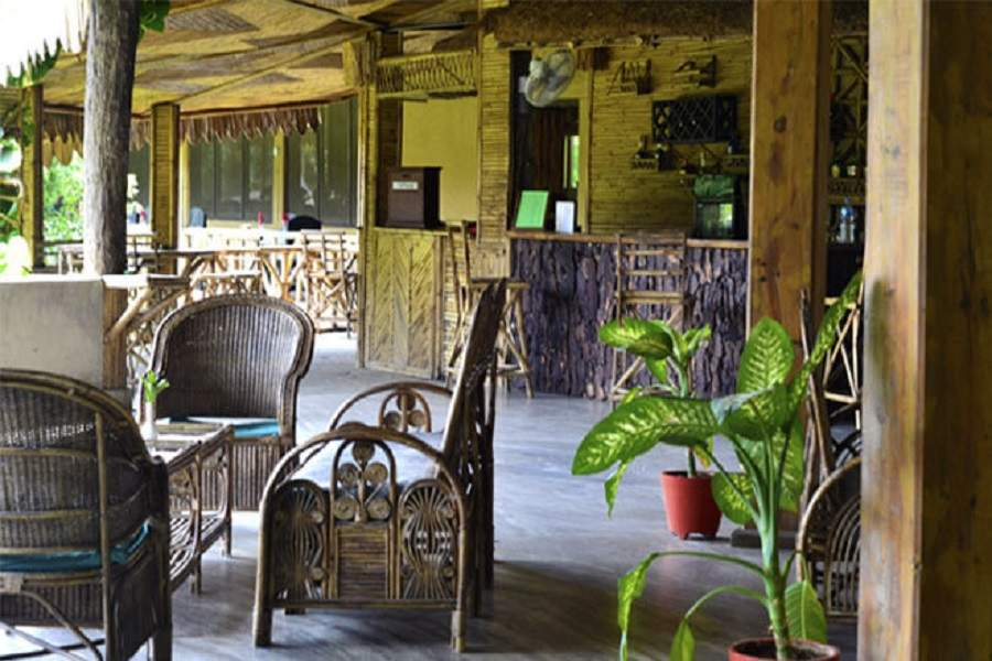 Tigerland Safari Resort Chitwan sitting area.jpg